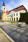 town hall with museum, Brezno, Slovakia
