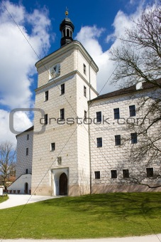 Castle Breznice, Czech Republic