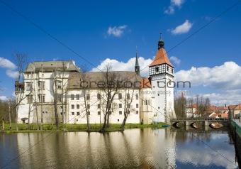 Castle Blatna, Czech Republic
