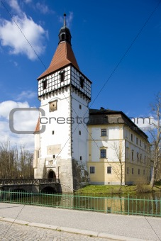 Castle Blatna, Czech Republic