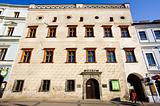 museum, SNP Square, Banska Bystrica, Slovakia