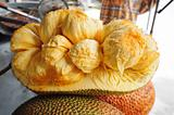 Champeak fruit, it look  like jackfruit