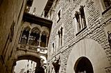 Casa dels Canonges in Barcelona, Spain