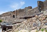 Arab-Byzantine ancient castle
