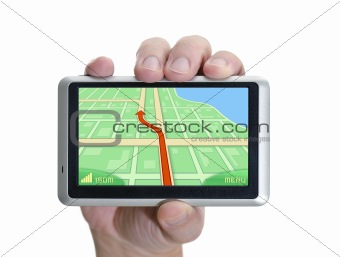 GPS Hand