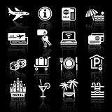 Recreation, Travel &amp; Vacation, icons set