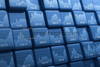 Stock index cubes