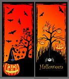 halloween banners