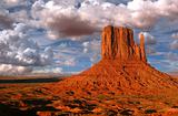 Monument Valley Utah known as The Mittens