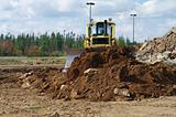 Construction Work - Dozer