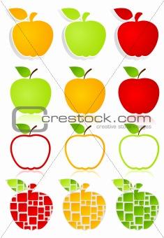 Apple icons2