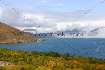 Lake Sevan.