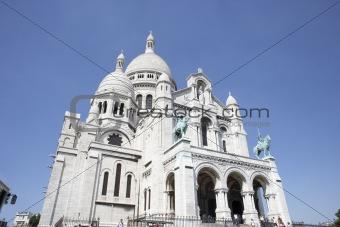 France,Paris,Basilique Du Sacre Coeur