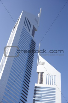 Modern Office Buildings In Dubai