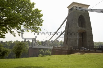Clifton Suspension Bridge,Bristol,UK