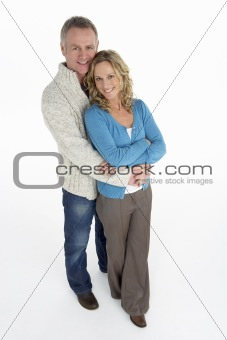 Portrait Of Middle Aged Couple