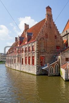 Bruges Building