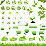 Collection Of Eco Elements