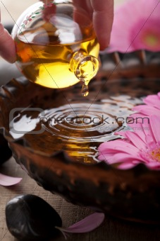 essential oil for aromatherapy