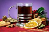 hot winter beverage