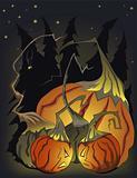 Halloween mad pumpkins