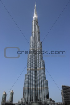 highest building in the world burj khalifa