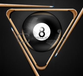 8 billiards pool games