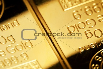 Background of fine gold