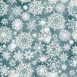 Blue abstract christmas background with snowflake 20111015-4(288).jpg