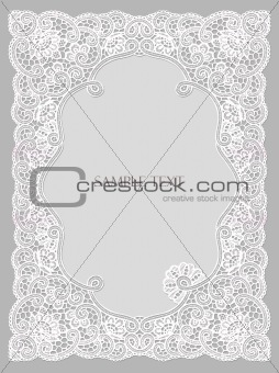 frame lace