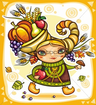 Thanksgiving theme 5