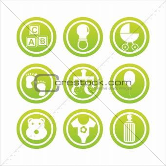 green children signs