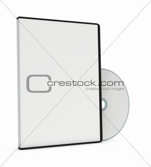 blank cd or dvd jewel case