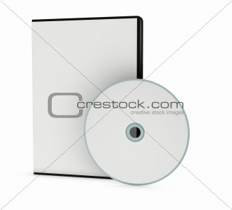 blank cd or dvd jewel case