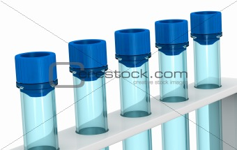 test tubes