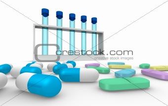pill concept