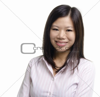 Asian Education / Business Woman