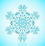 crystal snowflake 