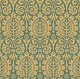 Classic seamless pattern yellow