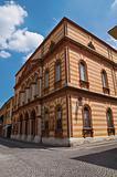 Borgatti theatre. Cento. Emilia-Romagna. Italy.