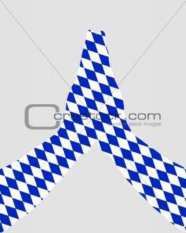 Bavarian praying