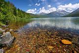 Kintla Lake Shoreline - Glacier NP