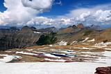 Sperry Glacier Scenery - Montana