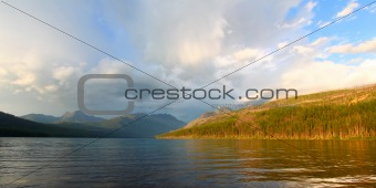 Kintla Lake - Glacier National Park