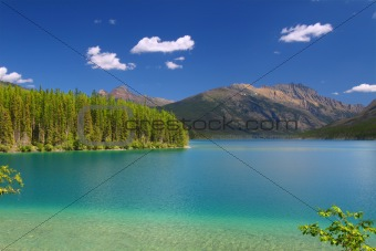 Kintla Lake - Glacier Park