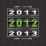 2012 carbon fiber green