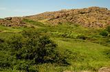 Stone Grave or Rocky Mound Kamena Mohyla in Ukrainian