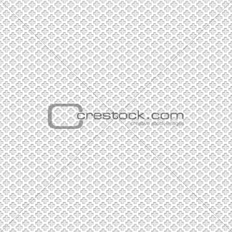 Seamless abstract texture - crosses background