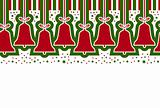 christmas bell border