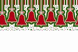christmas bell border
